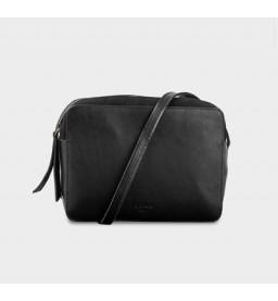 NADINE BLACK SHOULDER BAG