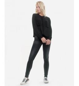 Black Quenty blouse