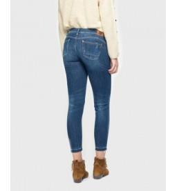 Ceiba pulp slim 7/8th jeans