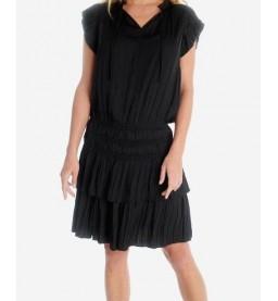 Black Sidonie dress