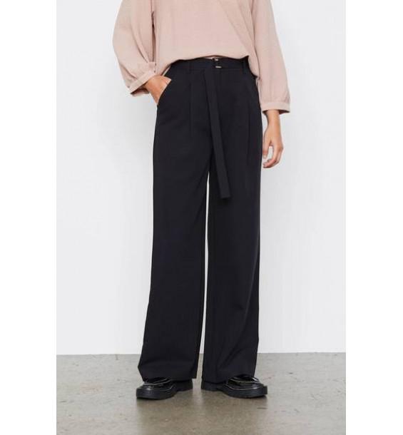 SRLucca Belted Wide Pant