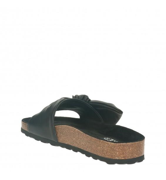 Slippers Schwarz